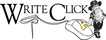 WriteClick logo